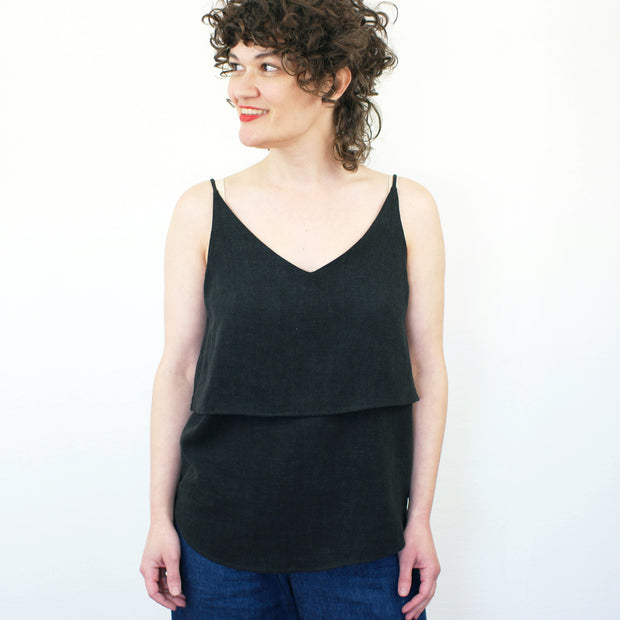 Marula Top, Black