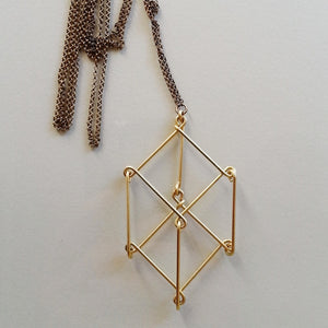 Hellbent 2d3d cube necklace velouria.jpg