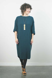 La La Land Dress, Teal