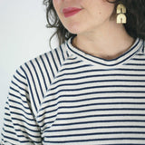 jungmaven _ made in the usa _ cotton and hemp _ velouria _ seattle _ french navy stripe sweatshirt 2.jpg
