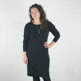 pillar clothing _ vancouver _ velouria _ seattle _ aspen dress _ black 1.jpg