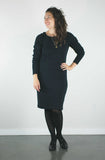 pillar clothing _ vancouver _ velouria _ seattle _ aspen dress _ black 4.jpg