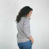 jungmaven _ made in the usa _ cotton and hemp _ velouria _ seattle _ french navy stripe sweatshirt 3.jpg