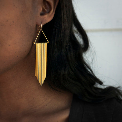 hellbent fringe chevron earrings velouria2.jpg