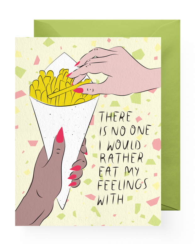 BD Greeting Cards, Emotional Eating