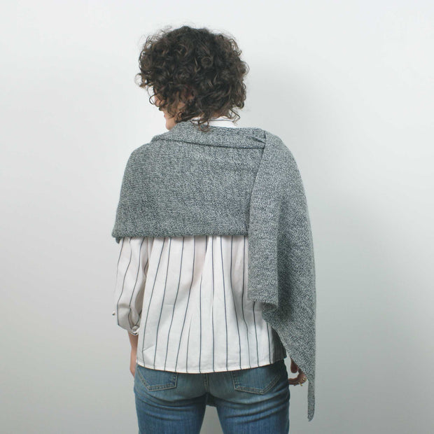 Travel Wrap, Grey