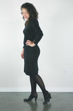 pillar clothing _ vancouver _ velouria _ seattle _ aspen dress _ black 2.jpg