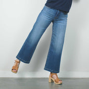 Susie High Rise Wide Leg Crop, Labor