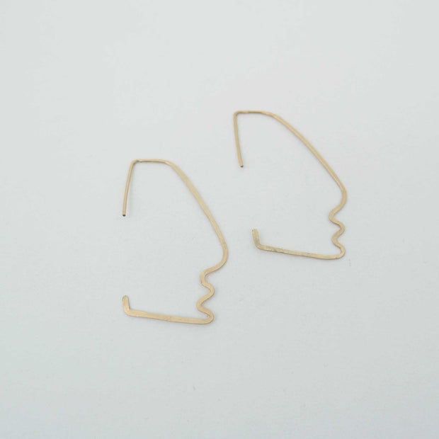 Alambre Earrings