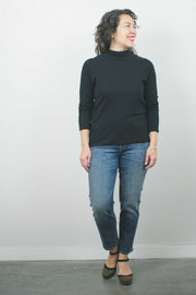 Marishi Ten Raglan, Black