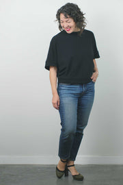 Razia Sweatshirt, Black