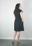 Laguna Dress, Black