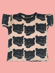 Kid Party Tee, Panther