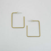 Simple Square Hoops