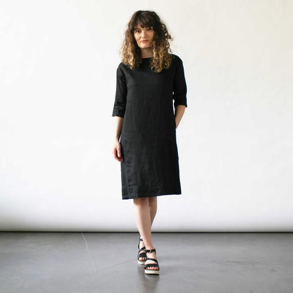 Nico Dress in Black