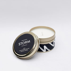 Candle, Storm