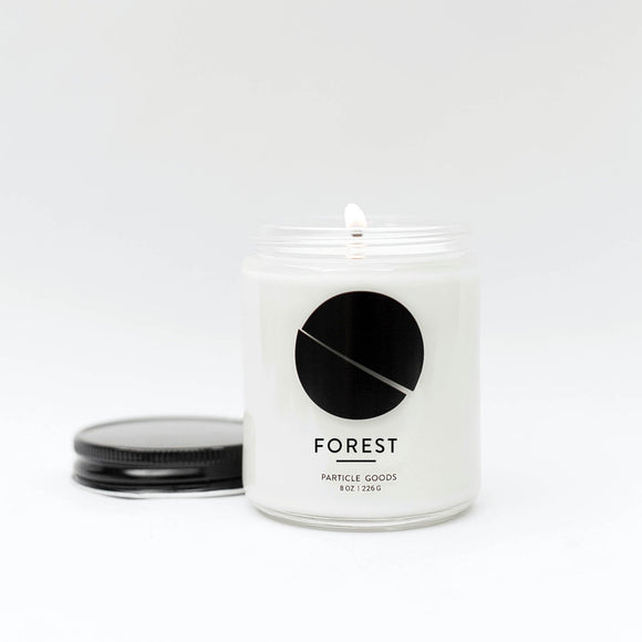 Candle, Forest