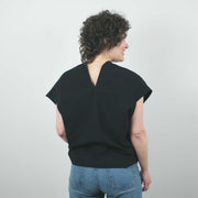 Genny Top, Black