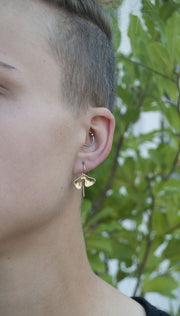 Avens Drop Earrings