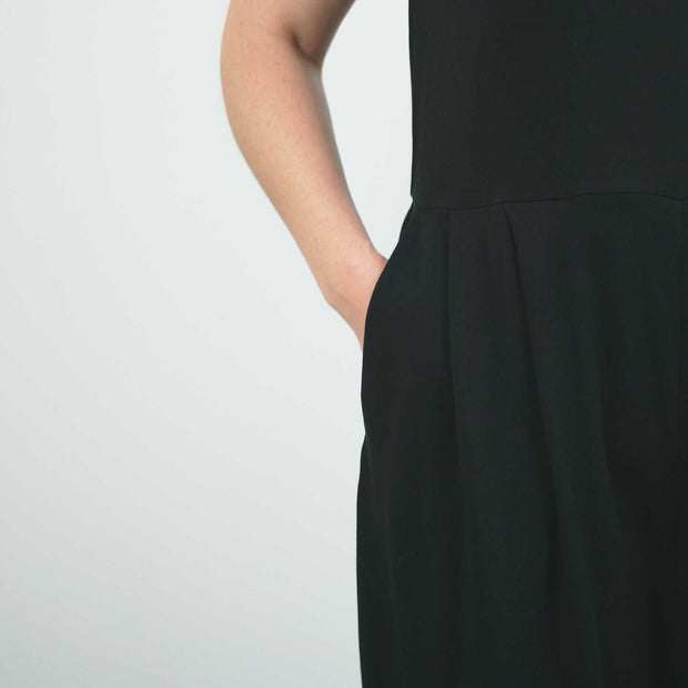 Ella Jumpsuit, True Black
