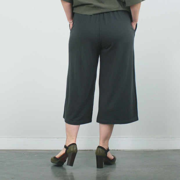 Maya Pants, Washed Black