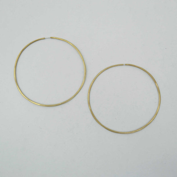 Solar Hoops in three sizes