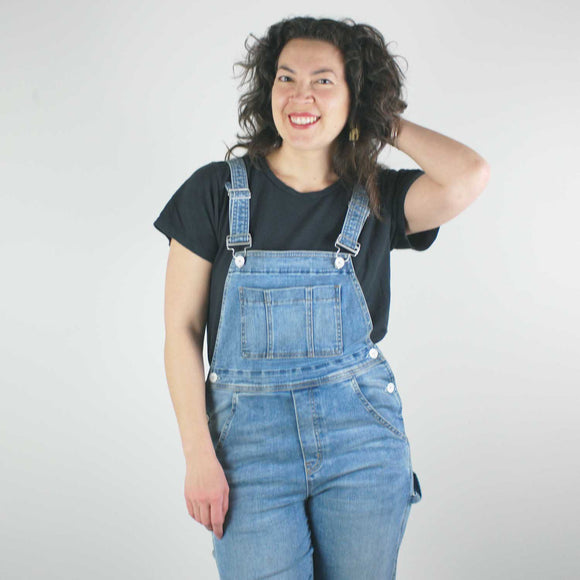 Carly Overalls, Sand