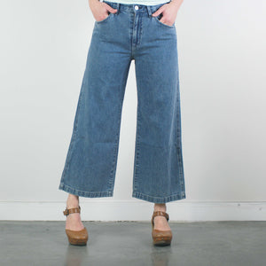 Jessie Pants High Rise Wide Leg, Valley