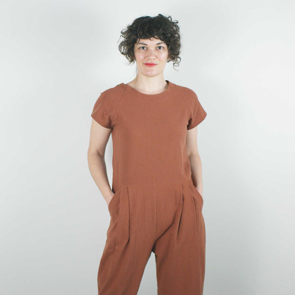 Goa Jumpsuit, Copper