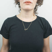 Not Your Mama's Necklace, Goldfill