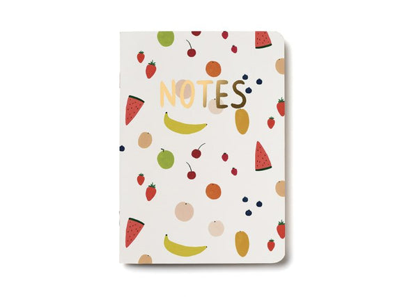Notebook, Fruits