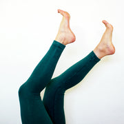 New Vintage Highwaist Leggings, Jade