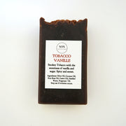 Soap, Tobacco Vanille