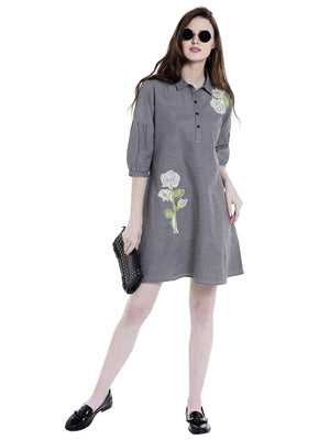 9e6d3caf8113 Printed Embroidery Dress Rs. 810.00 Rs. 1