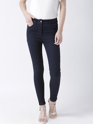 Navy Skinny Jeggings Pant