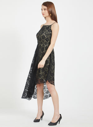 Blace Lace Dress
