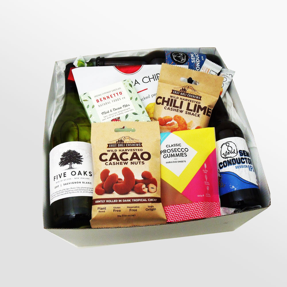 Dairy Free Xmas- DF Gift Hamper for Him & Her