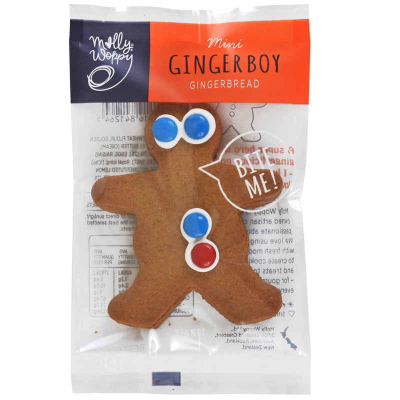 Molly Woppy Gingerbread Gingerboy