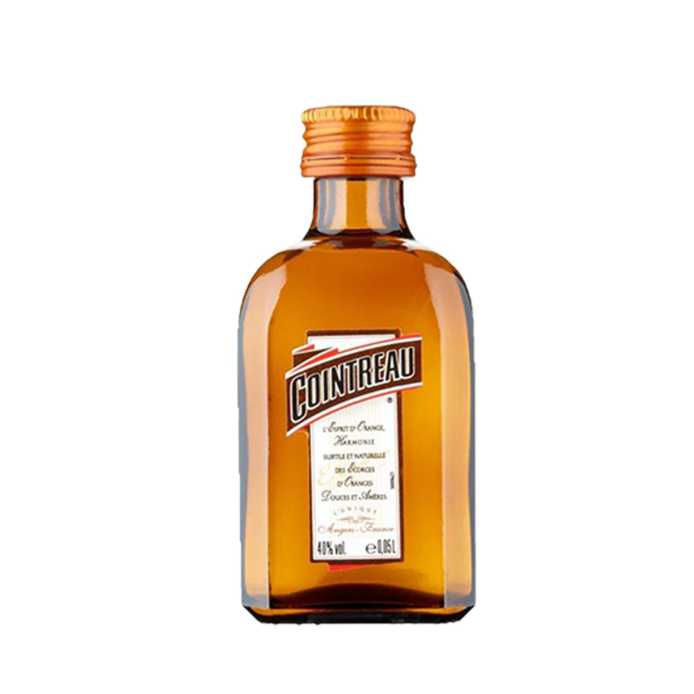 Add a 50ml bottle of Cointreau to your gift basket as a little extra.