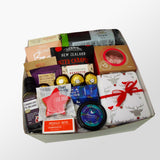 Comets Connoisseur- Cheese & Chutney Christmas Gift Basket