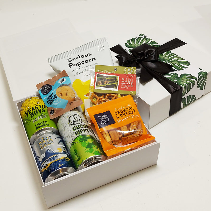 Crafty Critter- Craft Beer Tasting Gift Box