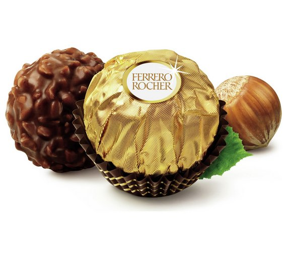 Add 6x Ferrero Rocher to your orders