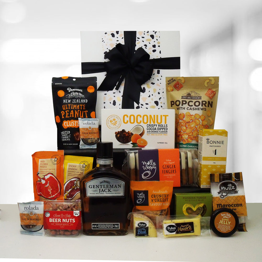 Mad Men- Whisky & Cheese Gift Hamper for Him
