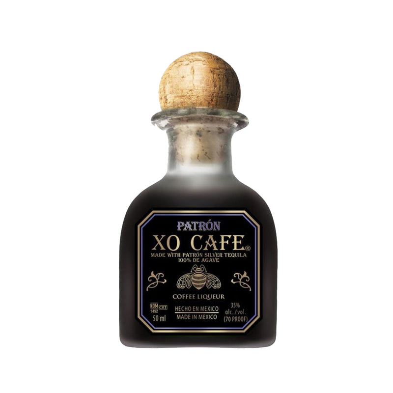 Patron XO Cafe 50ml to add to your gift basket.