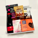 Sweet As Can Be- Lindauer, Handcream & Sweets Gift Box