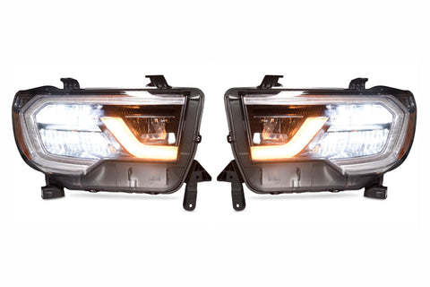 Toyota Sequoia (18+): OEM LED Headlights