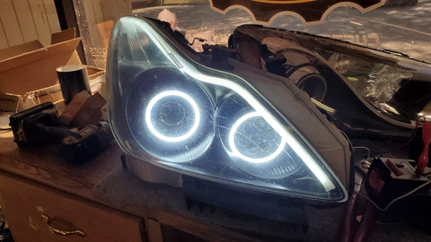 Infiniti G37 06-15 Headlights