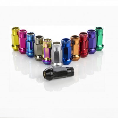 Muteki SR48 Locking Open End Lug Nuts