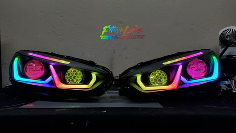 Focus ST/RS 15-18 (SpecD/Dual U-Bar Headlights)