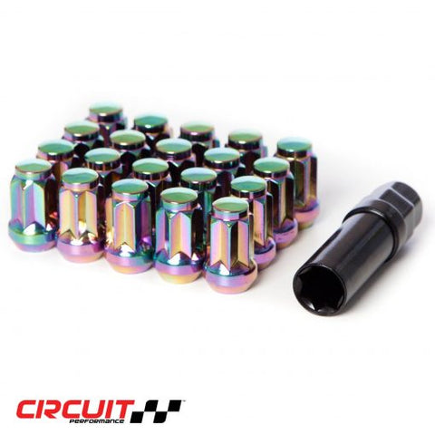 Forged Steel Star Spline Drive Lug Nut